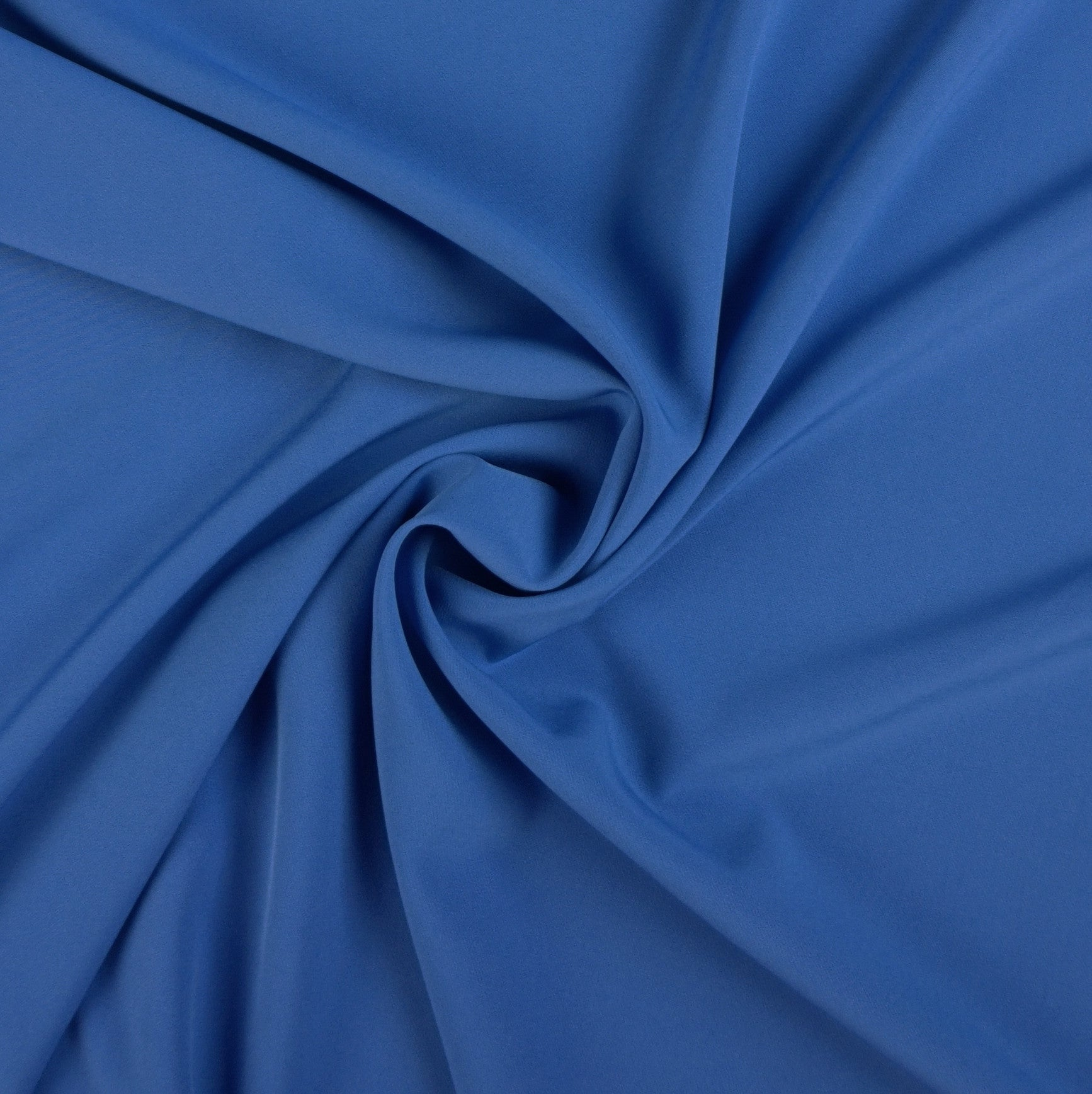 Plain Polyester All Way Stretch Fabric