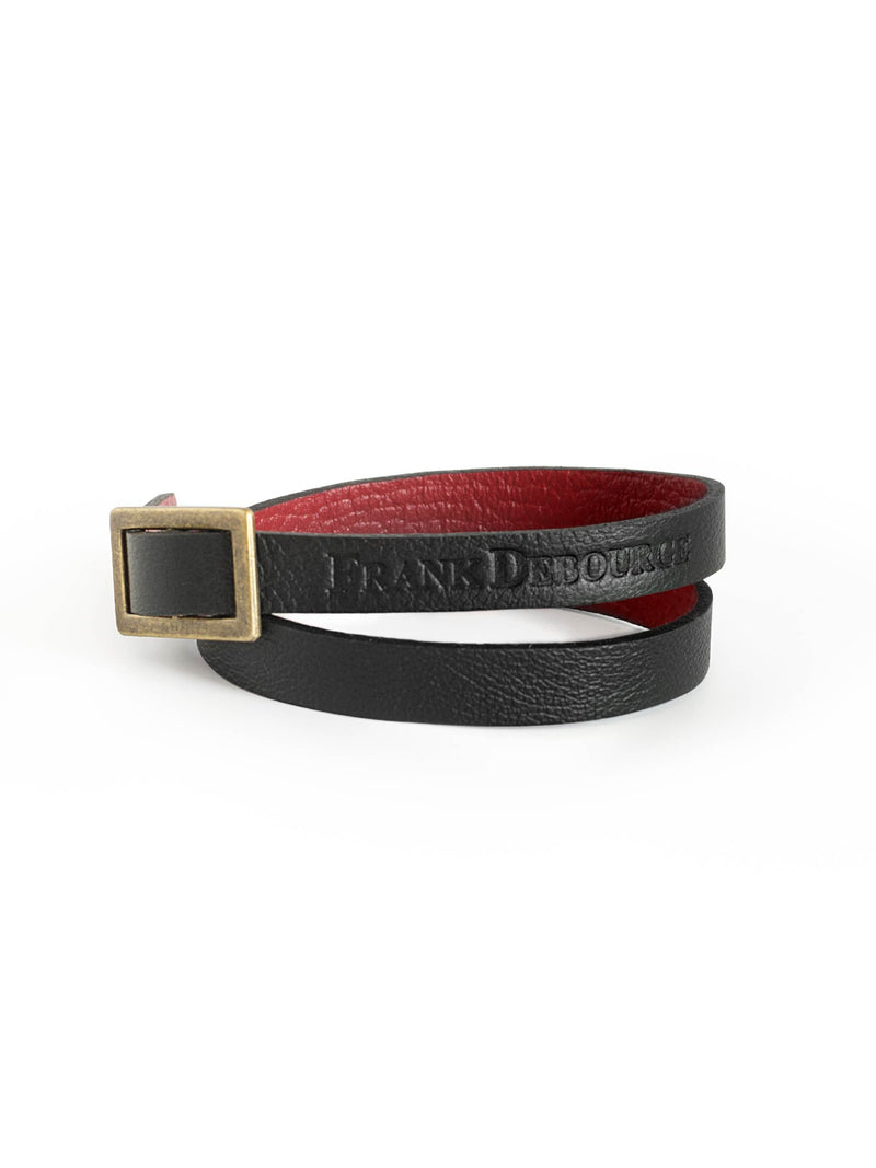 Leather Band - Black