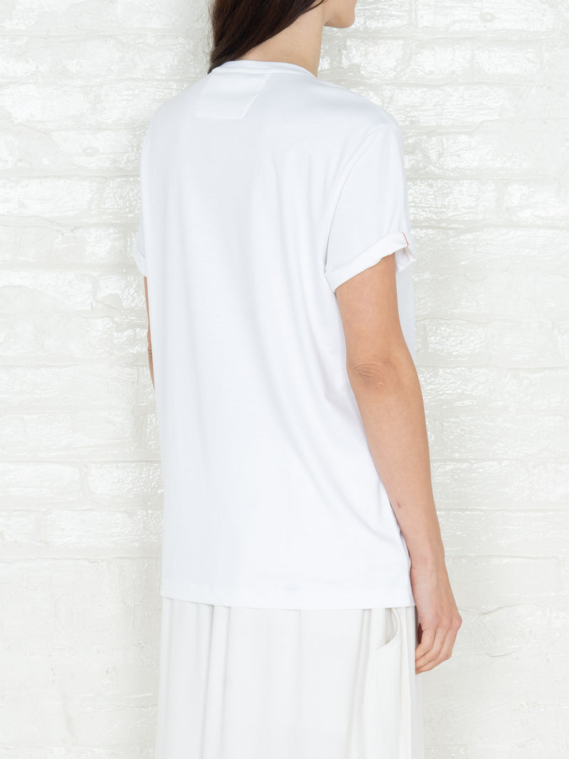 """Equal"" T-shirt in White"
