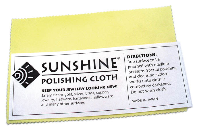 SUNSHINE POLISH CLOTH