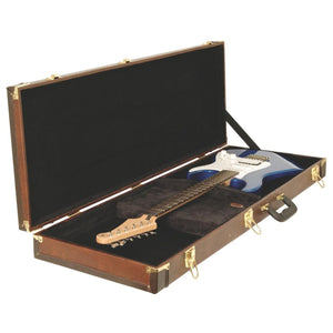On-Stage GCE6000S Electric Guitar Case (Snakeskin)