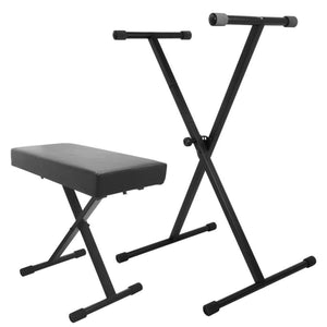 On-Stage KPK6500 Keyboard Stand and Bench Pack