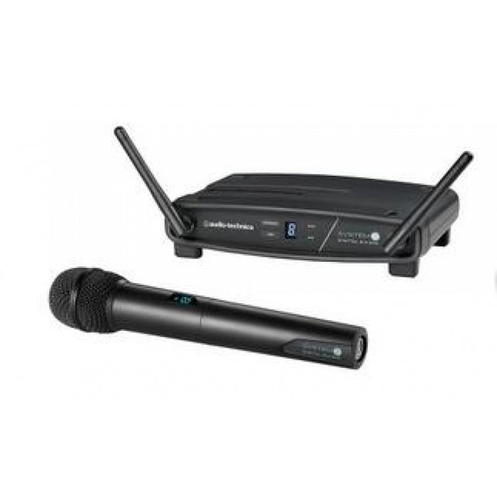 Audio-Technica ATW-1102 System 10 Series Handheld Digital Wireless System