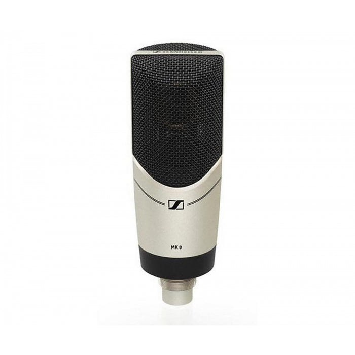 Sennheiser MK 8 Dual-diaphragm True Condenser Studio Microphone - Audio Leaders