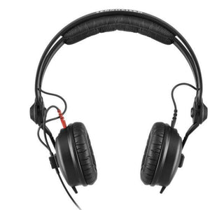 Sennheiser HD 25 PLUS Closed-back, on-ear professional monitoring headphones