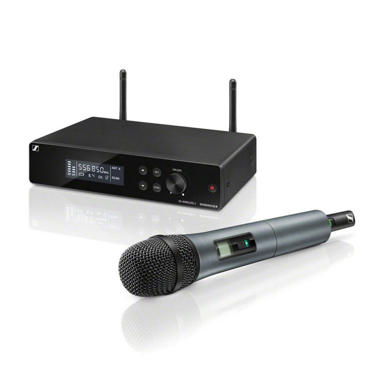 Sennheiser XSW 2-835-A XSW 2-835 Wireless Microphone System - Audio Leaders