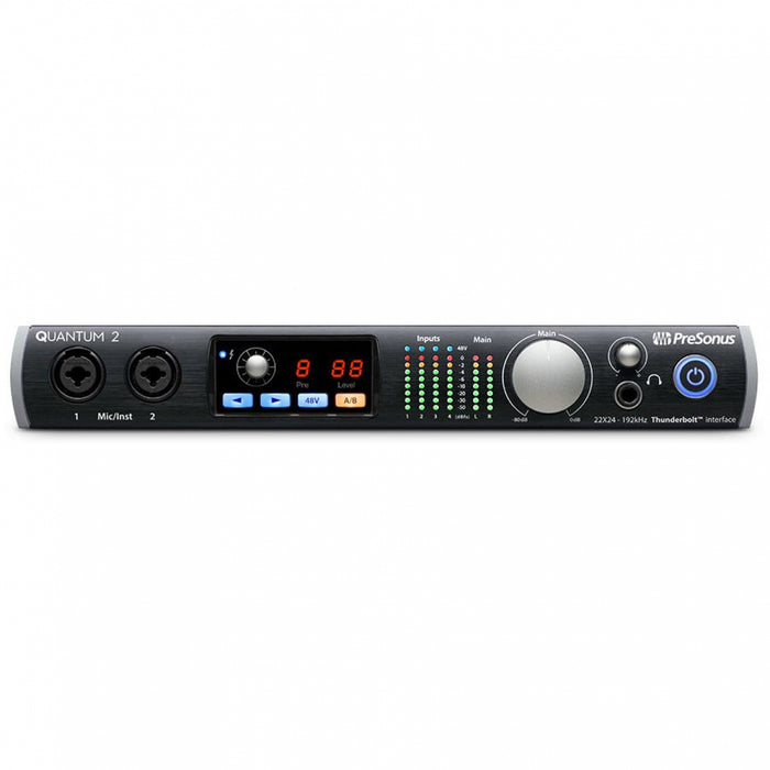 Presonus Quantum 2  Audio Interface - Audio Leaders