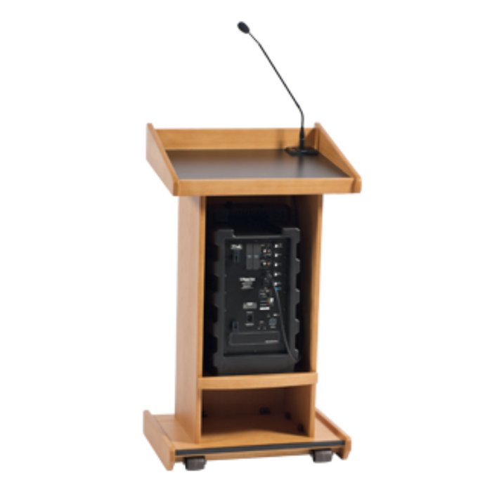 Anchor Audio Admiral Lectern With Liberty 2, LK-LIB - Audio Leaders