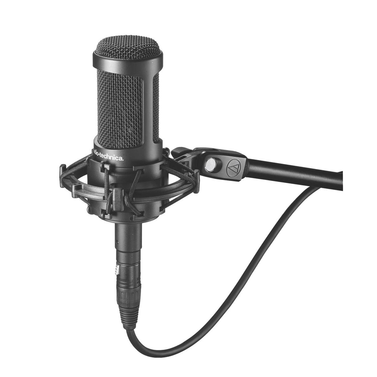 Audio-Technica AT2035 Side-Address Cardioid Condenser Microphone