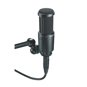 Audio-Technica AT2020 Cardioid Condenser Microphone - Audio Leaders
