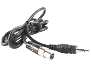 Anchor Audio Cable Adapter (TA4F to 3.5 mm mono), 6000-18P