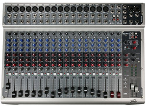 Peavey PV® 20 USB  Unpowered Mixer - Audio Leaders