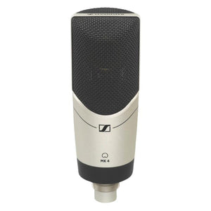 Sennheiser MK 4 Large-diaphragm True Condenser Studio Microphone - Audio Leaders