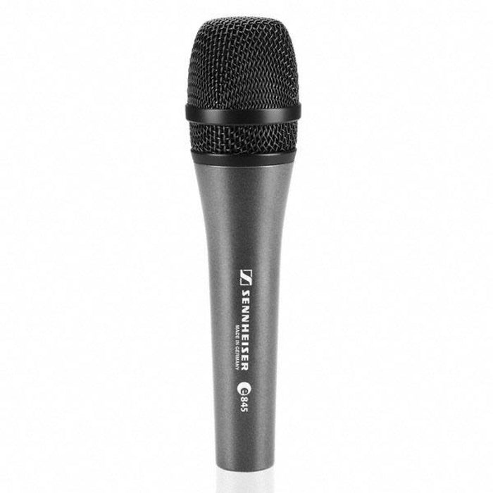 Sennheiser E845 Evolution 800 Series Supercardioid Microphone