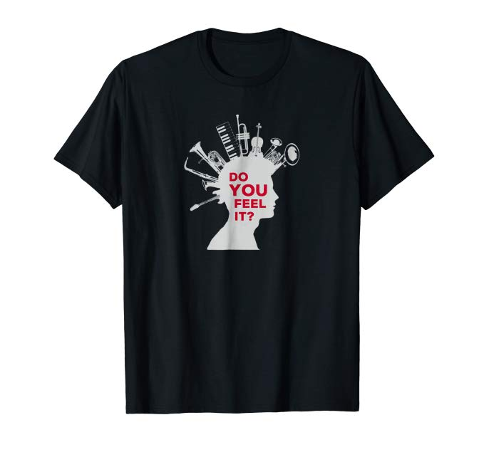 Audio Leaders Feel the Music T-SHIRT-Audio Leaders