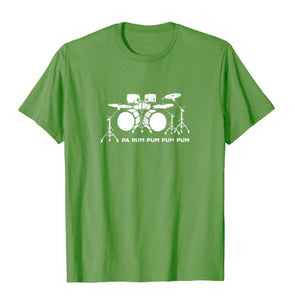 Audio Leaders Drummer Boy T-Shirt - Mens-Audio Leaders