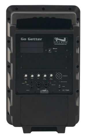 Go Getter Speaker with Bluetooth, GG-8000