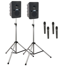 Anchor Audio Go Getter 2 Wireless Deluxe Dual Package, GG-DP4-AIR - Audio Leaders