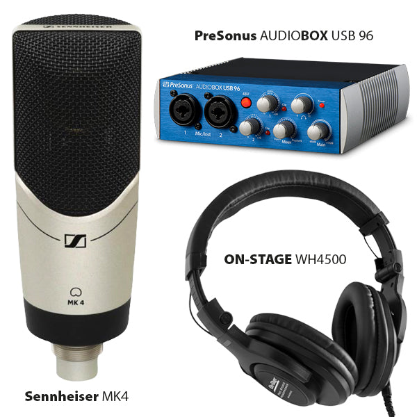 Home Studio recording package