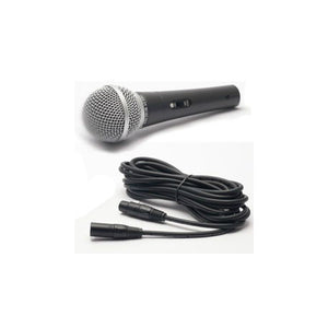 Anchor Audio Handheld mic with 20 ft. cable, MIC-90P - Audio Leaders