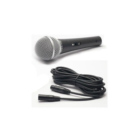 Anchor Audio Handheld mic with 20 ft. cable, MIC-90P