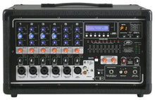 Peavey PV®i 6500 - Powered Mixer - Audio Leaders