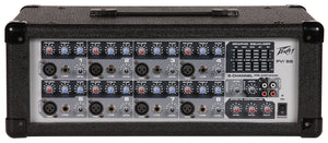 Peavey PV®i 8B  - Powered Mixer - Audio Leaders