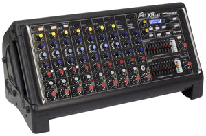 Peavey XR®-AT - Powered Mixer - Audio Leaders