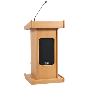Anchor Audio Admiral Lectern, FL-7500 (speaker not included) - Audio Leaders