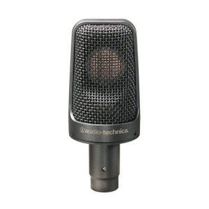 Audio-Technica AE3000 Condenser Instrument Microphone