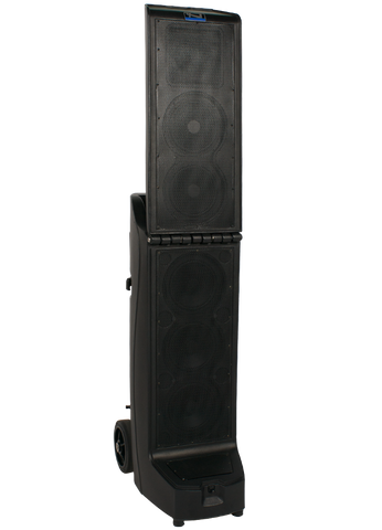 Bigfoot Line Array Speaker with Built-in Bluetooth, BIG-8000