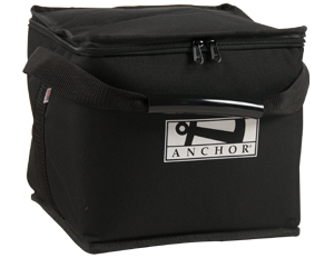 Anchor Audio Large carrying bag for AN-130+, AN-135+, AN 1000X+, Brackets, CC-100XL