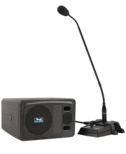 Anchor Audio CouncilMAN Six User Package w/ Wireless Mic, CM-6W - Audio Leaders