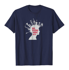 Audio Leaders Feel the Music T-SHIRT - Audio Leaders