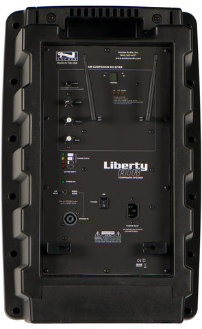 Liberty AIR battery powered wireless companion speaker, LIB-AIR