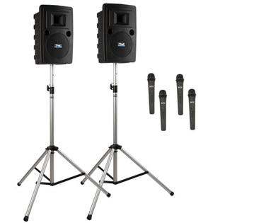 Anchor Audio Liberty 2 Deluxe AIR Package 4, LIB-DP4-AIR - Audio Leaders