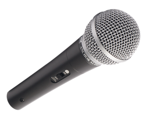 Anchor Audio Handheld Microphone, MIC-90
