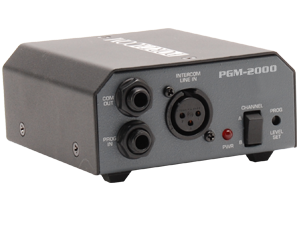 Anchor Audio PortaCom Program Mixer, PGM-2000 - Audio Leaders