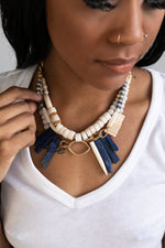 Nautical Statement Necklace