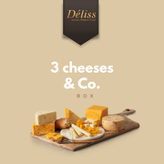3 Cheese and Co. Box