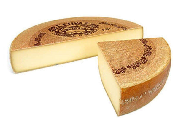 L'Etivaz AOP, a cheese from Switzerland