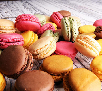 Macarons (Box of 10)