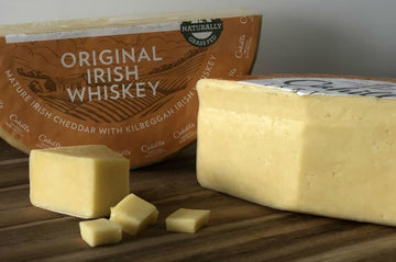 Whiskey Cheddar