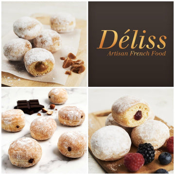 Beignet (Mix Pack of 6)