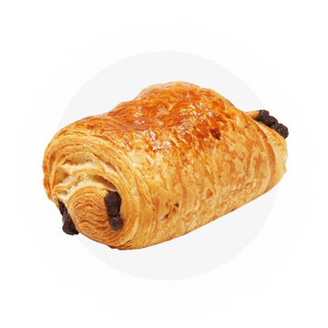 French Chocolate Croissant par-bake (pack of 10)