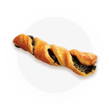 French Chocolate Twist par-bake (pack of 10)
