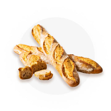 French Sourdough Baguette (par-bake)
