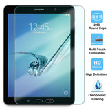 SPARIN Galaxy Tab S2 9.7 Screen Protector, Tempered Glass Screen Protector for Samsung Galaxy Tab S2 9.7 with [.3mm / 2.5D] [Easy & Repeatable Installation] [Bubble-Free] [Lifetime Warranty]