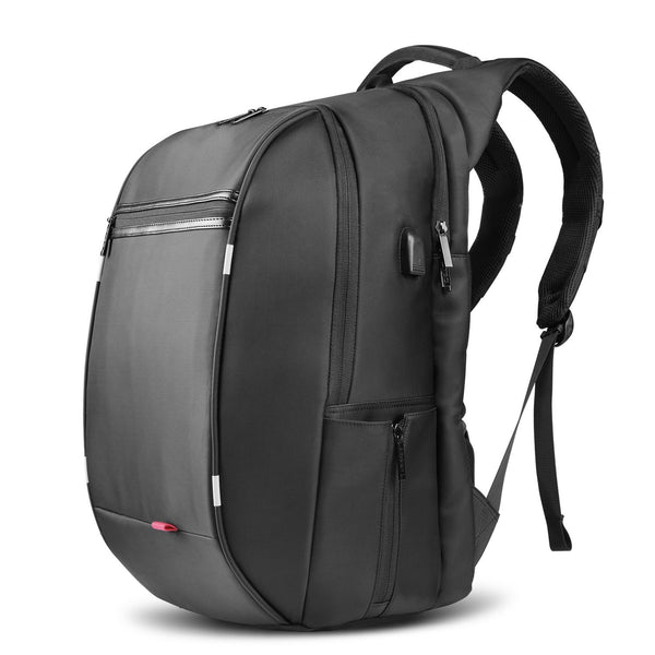 SPARIN Business Laptop Backpack Bags 15.6 Inch with [USB Port], Notebook Computer Backpack [Multi-functional] [High capacity- Black
