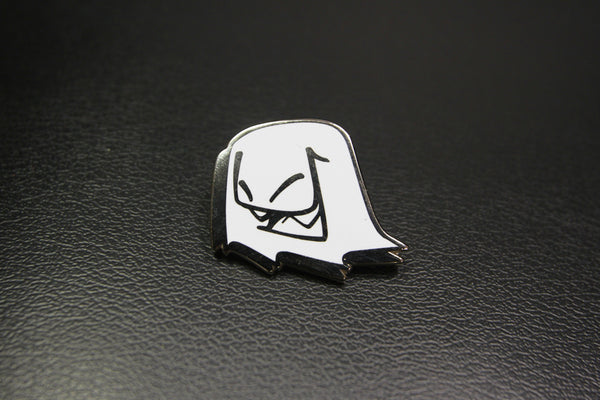 Original Mr. Fangs Atlanta ghost lapel pin.
